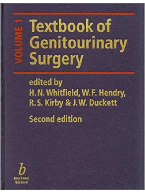 Textbook of Genito-Urinary Surgery